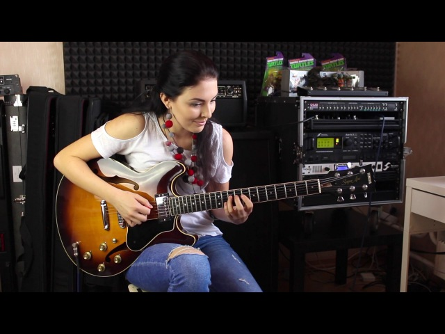 Bossa Dorado - The Rosenberg Trio cover by @guitar_kitten