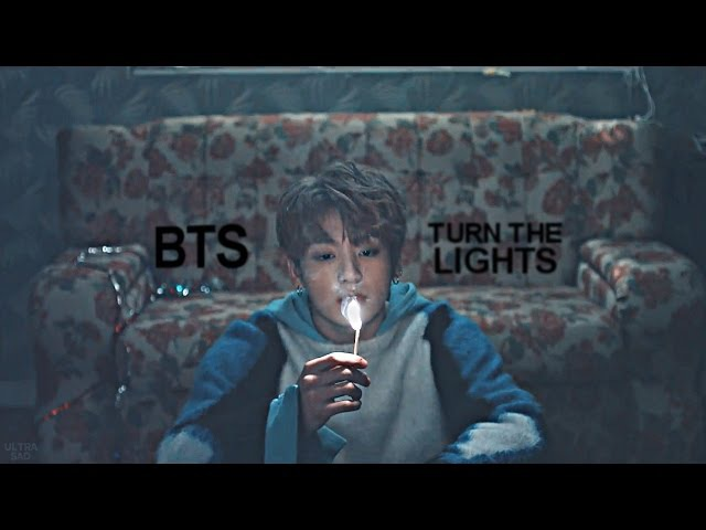Bts; «lights down low»