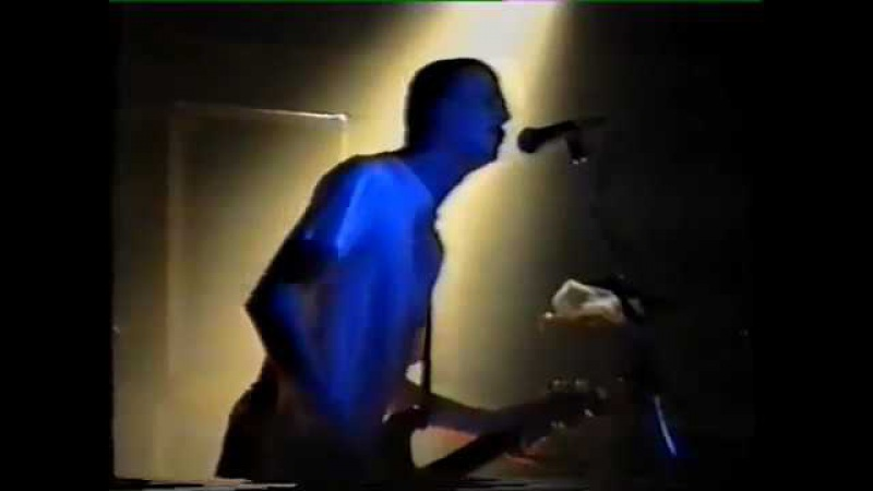 GODFLESH – Live at Doornroosje, Nijmegen, NL, 11-04-1992 [full show]