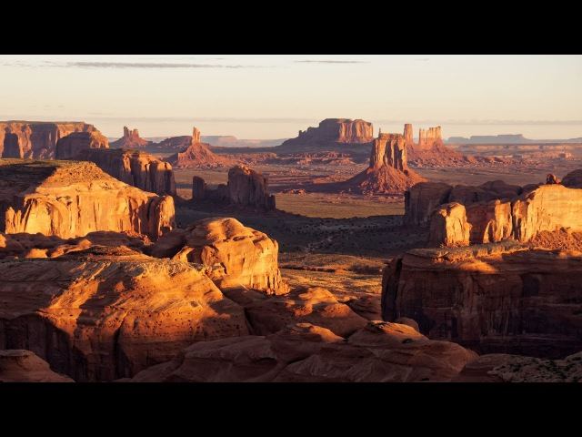 Monument Valley Navajo Tribal Park USA in 4K Ultra HD