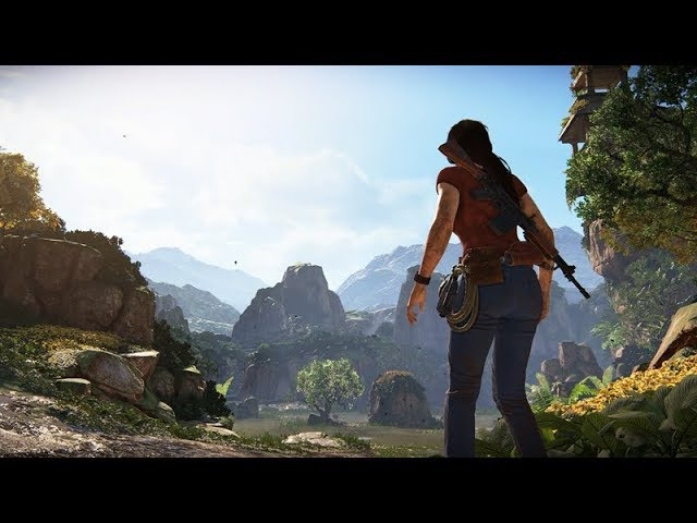 Uncharted The Lost Legacy Outstanding graphics (PREVIEW)