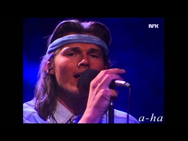 A-ha - Manhattan Skyline (Live in NRK 1991)