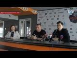 Виктор Нуртазин провел мастер-класс для представителей КВН ДНР