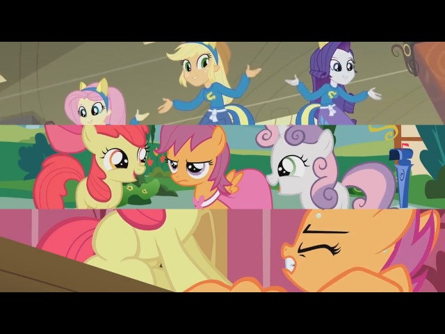 MLP Mashup 2 (Picture Perfect Pony, Hearts as Strong as Horses, Let the Rainbow Remind you)