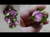 Шпильки на Новый ГодШпильки с Мини РозамиStuds with Mini Roses