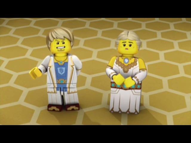 Лего мультик Нексо Найтс.Часть 1 Начало.Видео для детей.LEGO cartoon Nexo Knights.Детский