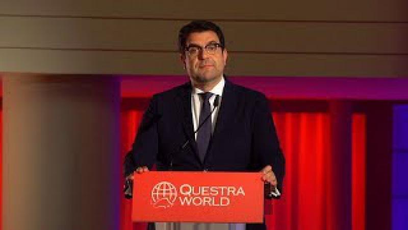 Запись официальной онлайн конференции от Президентов компаний Questra World Agam - 06.07.2017