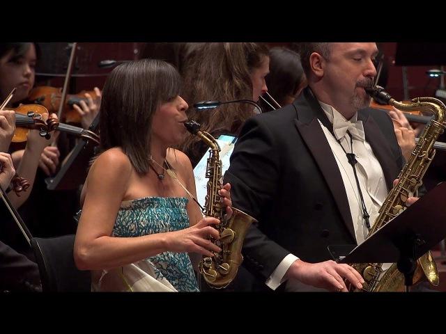 Say Preludes ∙ hr-Sinfonieorchester ∙ Raschèr Saxophone Quartet ∙ Peter Oundjian