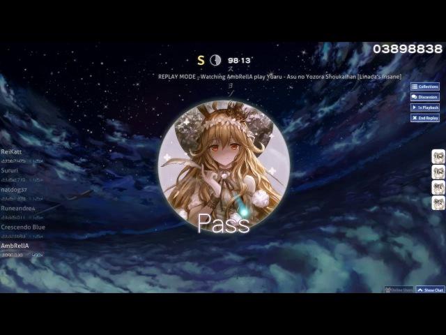 Yuaru - Asu no Yozora Shoukaihan [Linada's Insane]