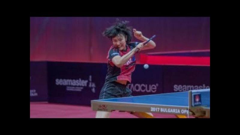 SASAO Asuka vs POTA Georgina | WS R32 | Bulgaria Open 2017