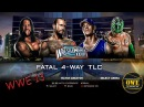 WWE 13 | X-Pac vs. CM Punk vs. John Cena vs. Rey Mysterio | TLC Match | PS3