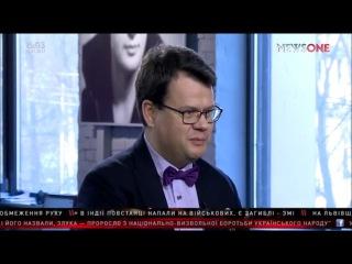 Гарбарук: Порошенко всегда был шикарным переговорщиком и дипломатом 22.01.17