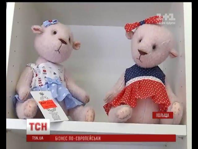 Хобі як бізнес подружжя з України започаткувало виробництво хенд-мейд іграшок у Кракові