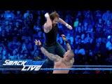 Dean Ambrose vs. Randy Orton: SmackDown LIVE, Jan. 17, 2017