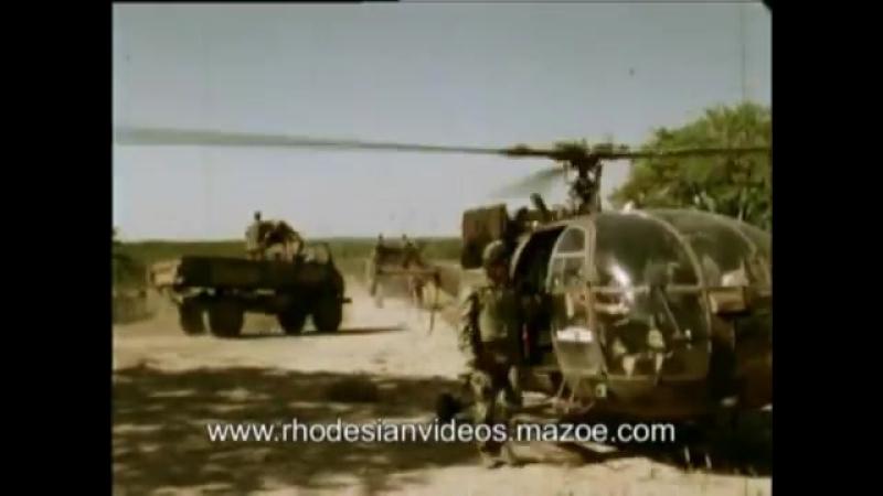 Хондо - забытая война Родезии