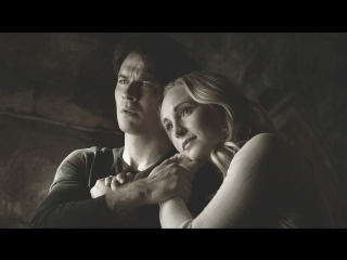 Damon & Caroline | Stefan & Elena | hold on