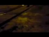 Lada Kalina пропала в уфимской луже
