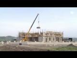 Строительные работы в Джоджуг Мярджанлы близки к завершению