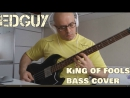 Edguy - King Of Fools Bass Cover