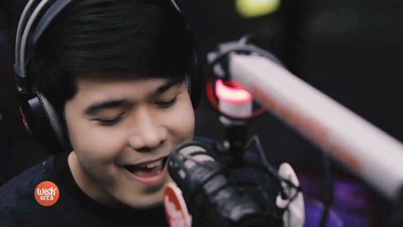 Reymond Sajor covers Nothings Gonna Change My Love For You LIVE on Wish 107 5 B