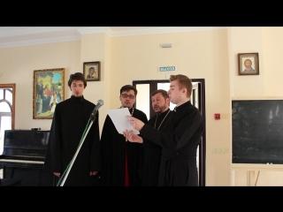 клирики кафедрального Александро-Невского собора
