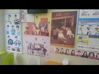 iKON's Long time no see in cafe