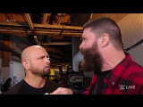 Luke Gallows  Karl Anderson learn who they will face at WrestleMania_ Raw, Marc