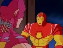 Железный Человек — 1 сезон, 10 серия. Железный Человек против двойника. Часть 2