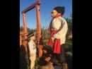 Форт Бригантина - Остров сокровищ- в поисках клада