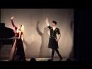 Отрывок из парного танца. Ансамбль кавказского танца Ловзар г. Томск. Лезгинка