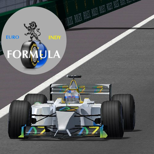 рФ1 Формула-ЕвроИнди В1.0B