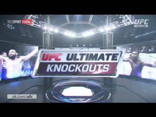 UFC Ultimate Knockouts Fastest Knockouts [RUS]