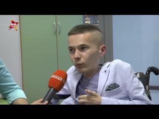 Инвалид-грабитель Антон Мамаев рассказал о своей истории