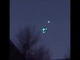В Якутии сняли на видео НЛО, исчезающий в портале