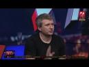 Доскакался... Пропагандиста Майдана Юрия Романенко выгнали из телестудии за отказ говорить на украинском языке...