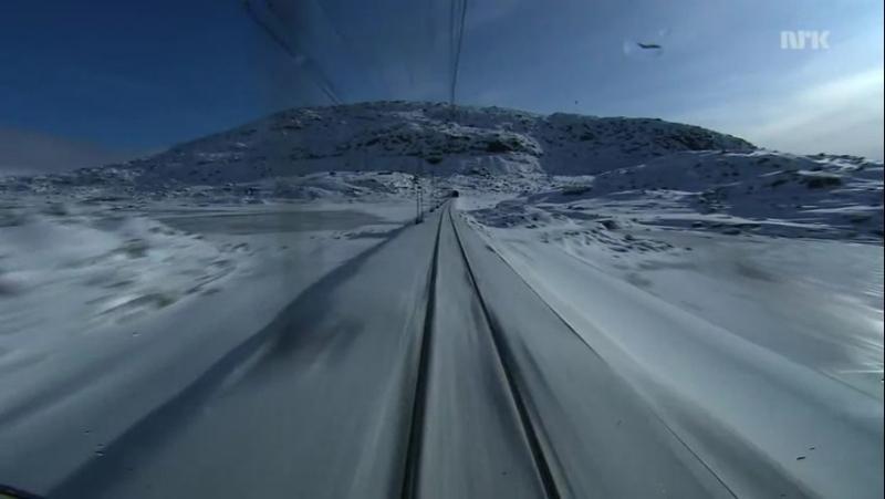 Максим Олегыч с помощником едут на ТЭП70БС со скоростью 180 км ч