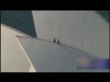 Джеки Чан на крыше Сиднейского оперного театра