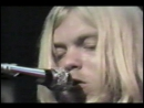 The  ALLMAN  BROTHERS  BAND  -  Whipping Post  (  Live In New York  \ 1970 г  (  ВЕЧНАЯ   ВАМ  ПАМЯТЬ  !!!  DUANE  ALLMAN   &
