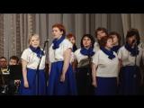 Концерт в Доме Офицеров-оркестр