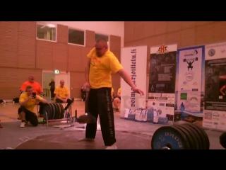 Harri Tolonen IM Hub 40.9 kg (WR)
