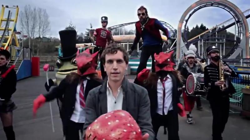 Ramona Falls Russia Official Music Video