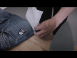 HOW TO ADD BADGES ON DENIM _ JACK  JONES