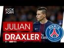 Julian Draxler on Neymar, PSG competition and his friend Özil