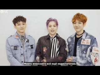 РУС.САБ EXO-CBX  Ka-CHING MV BTS FULL @ DVD