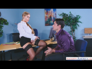 Nicole Aniston [HD 1080, all sex, big ass, office, stockings, new porn 2017]
