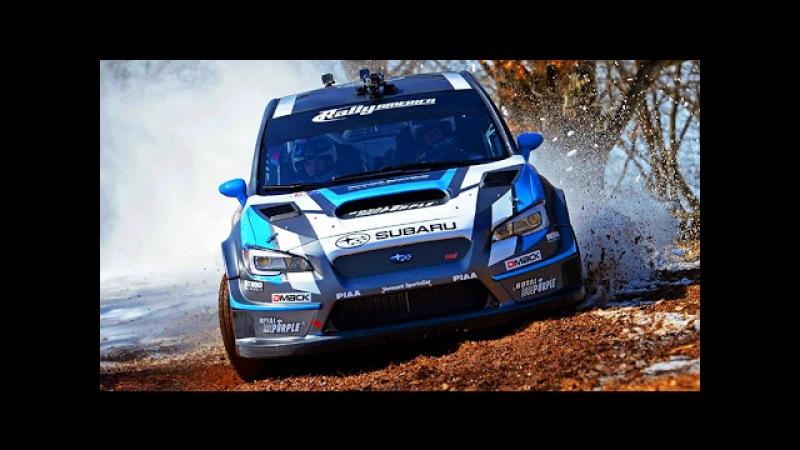 Best of SUBARU WRX STI S4 Rally   Snow and Dirt