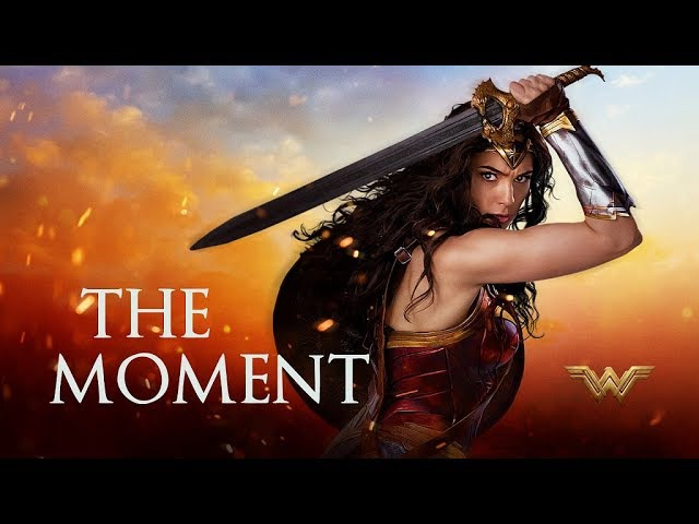 WONDER WOMAN SONG - The Moment (Miracle Of Sound ft Karliene) (Epic Rock)