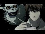 Anime scene Death Note - Misora Naomi - Full scene. English dub