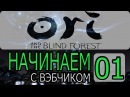 Ori and the Blind Forest - Прохождение 1 на AMD By WEB