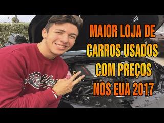 Maior loja de CARROS USADOS COM PREÇOS nos eua 2017 - populares e esportivos
